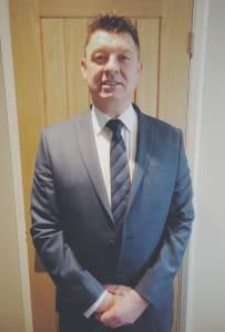 Jamie Knight from J F Knight Funeral Directors