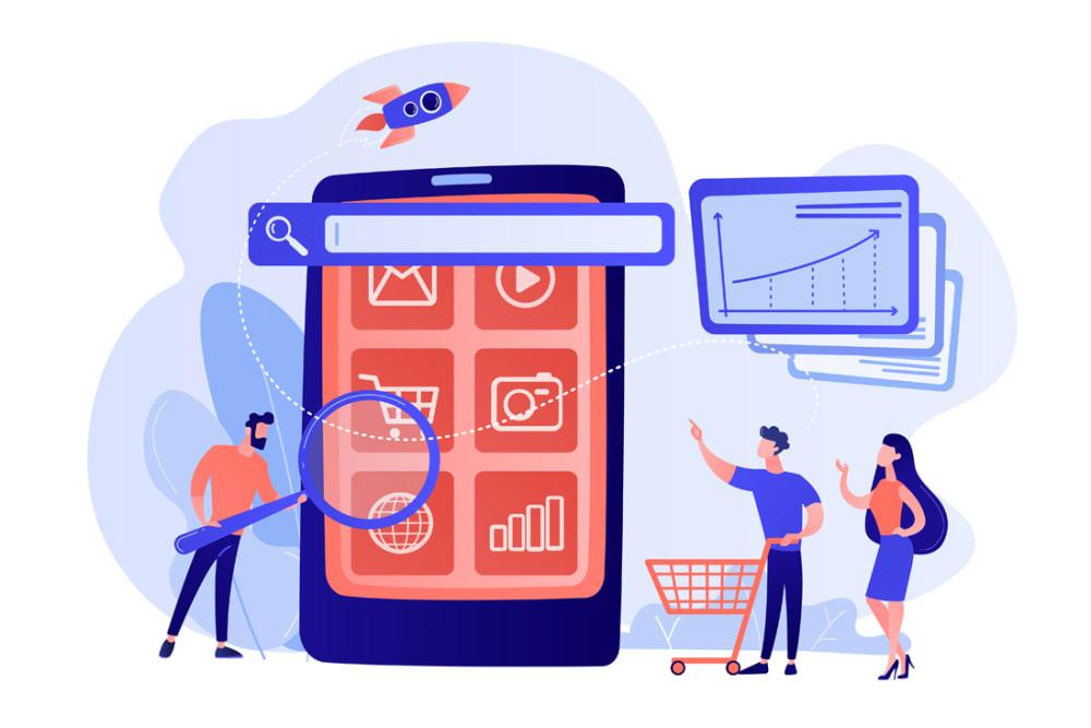 Croissance du e-commerce