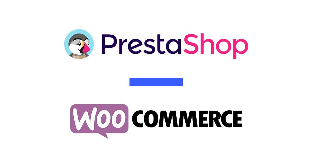 Prestashop vs Woo Commerce