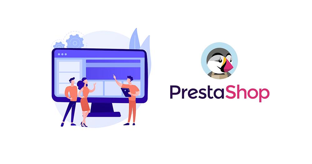 Création site prestashop