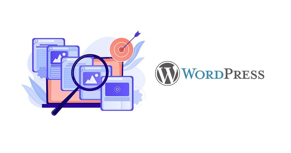 Visibilité wordpress