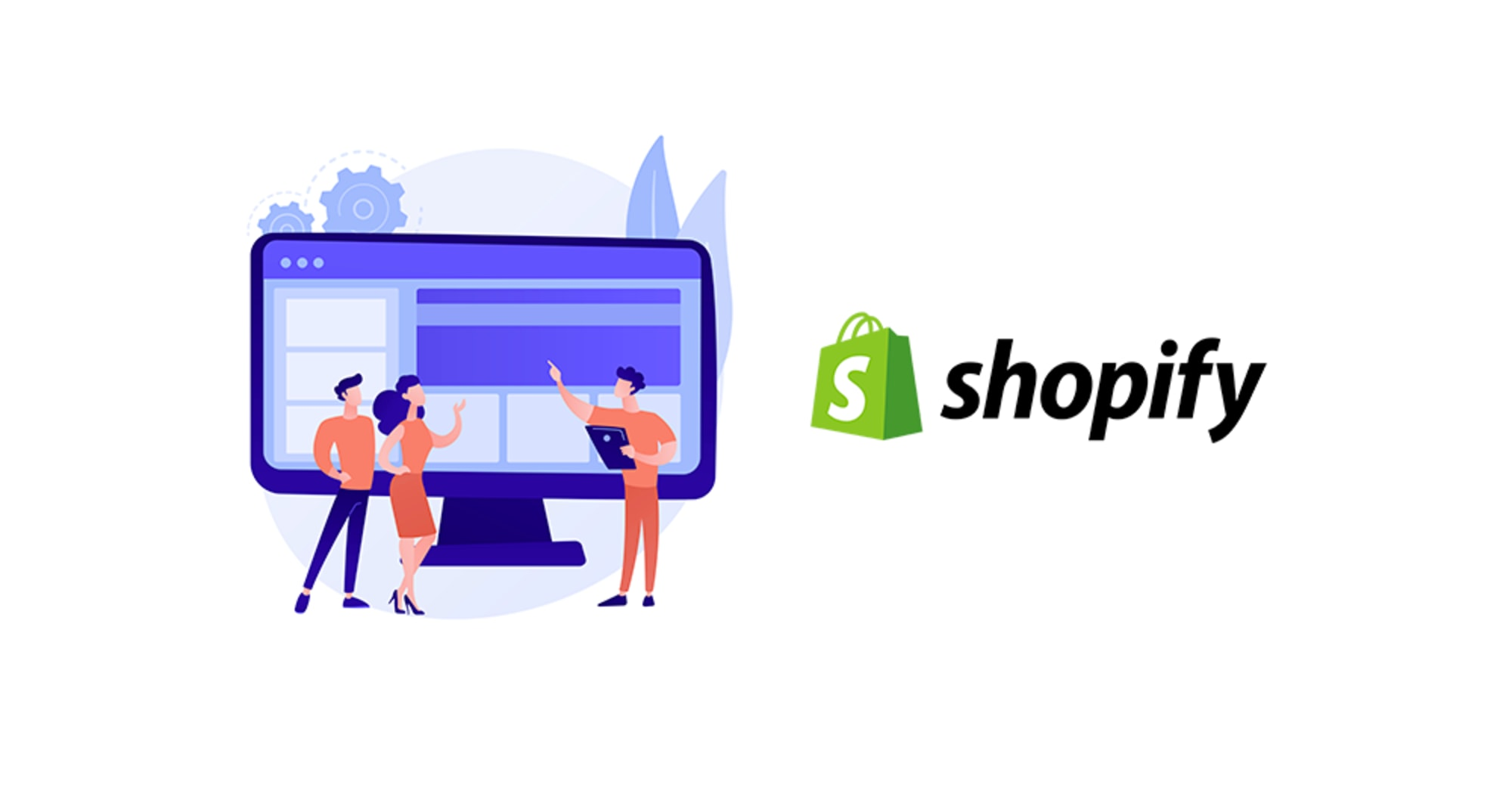 creer site shopify
