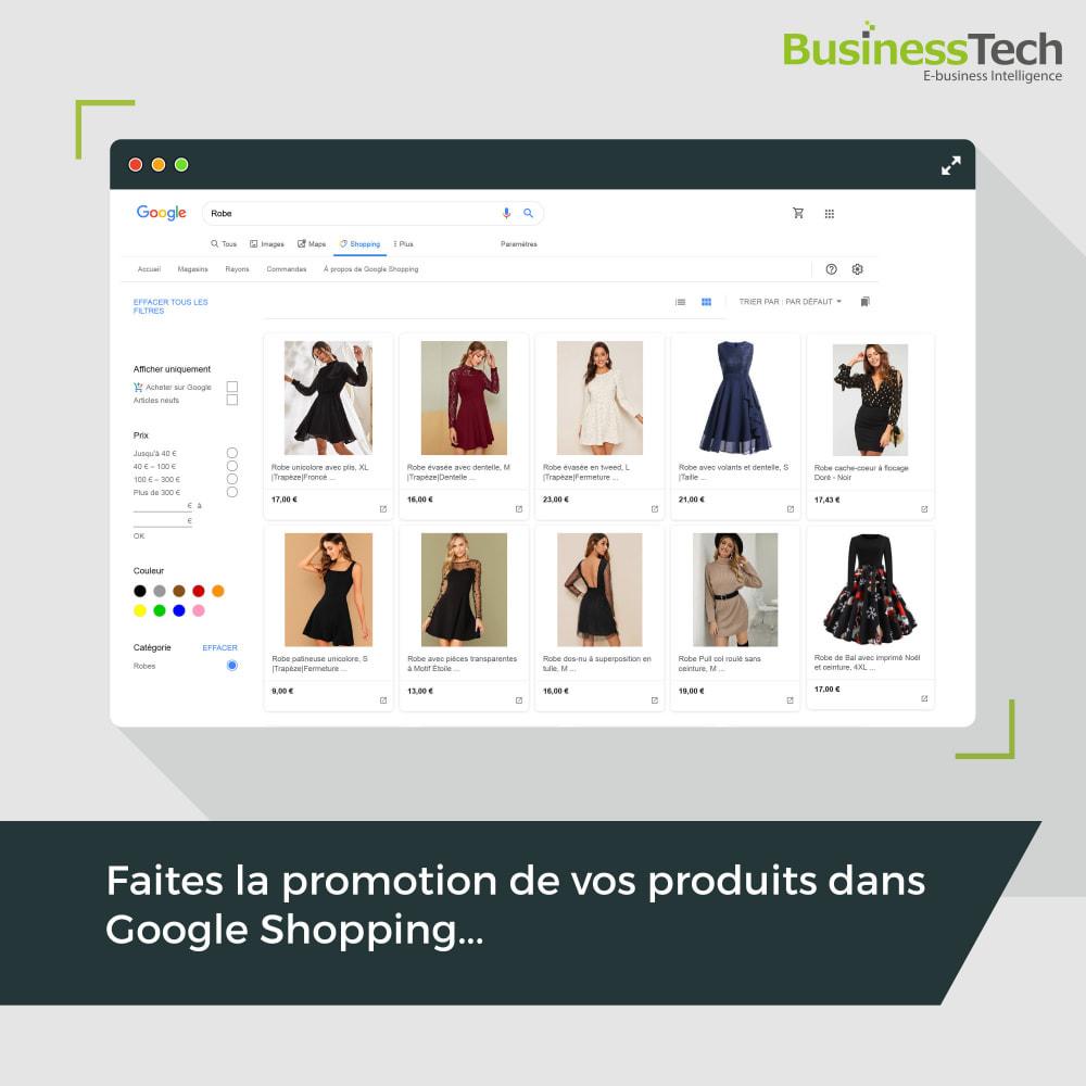 Module Prestashop Google merchant pro