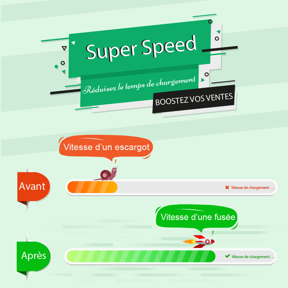Module page speed