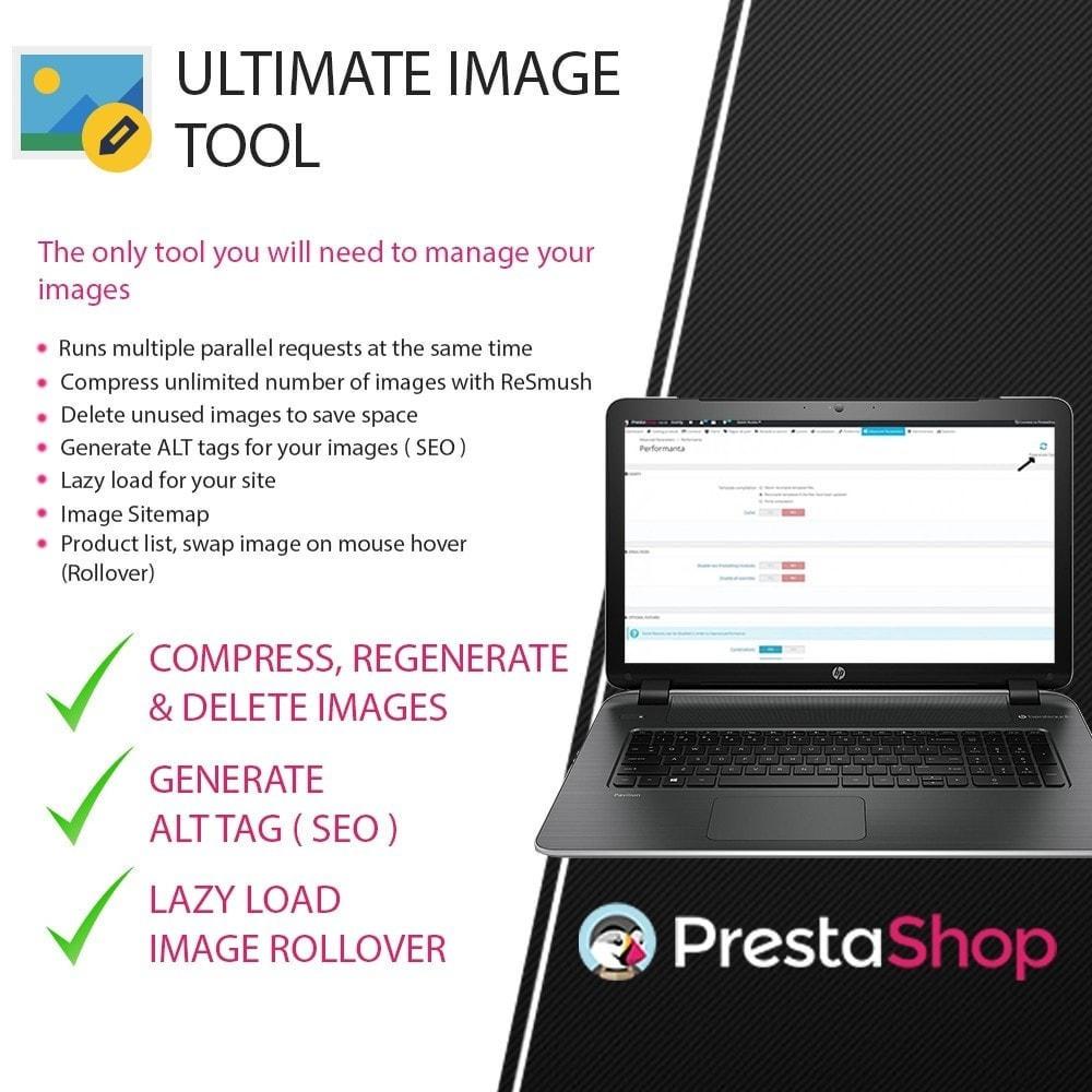 Module Prestashop  image webp
