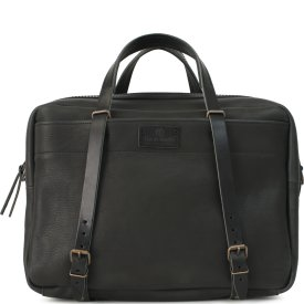 Report Business Bag Leather
