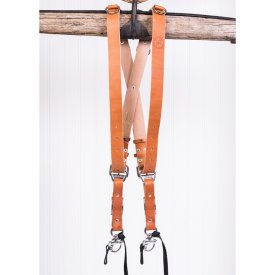 MoneyMaker Camera Strap Bridle Leather