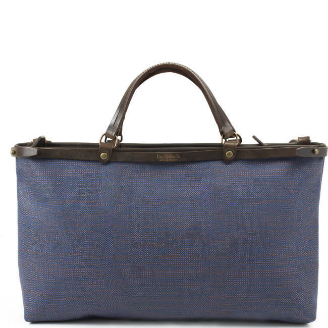 Lucien Traminot Zipped Tote