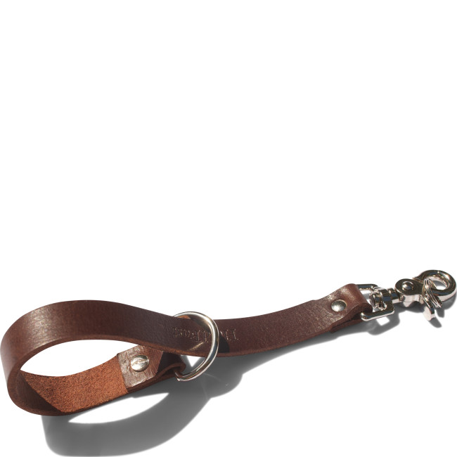 Camera Leash & Leather Wrist Strap Water Buffalo
