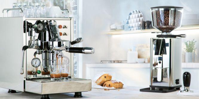 ECM Manufacture: We live Espresso