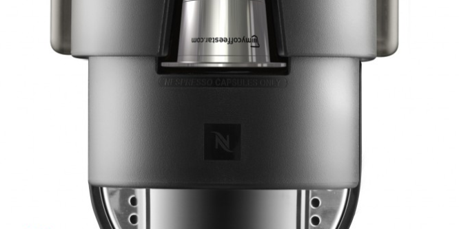 Nachfüllbare Kapsel für Nespresso-Maschine