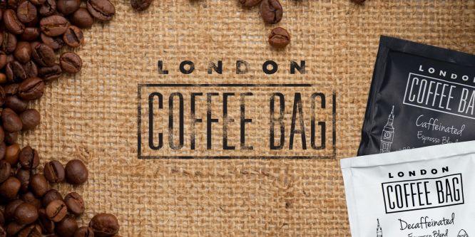 Kaffee aus Teebeuteln für unterwegs