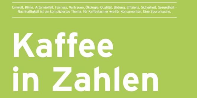 Kaffee in Zahlen // No. 3 // 2014
