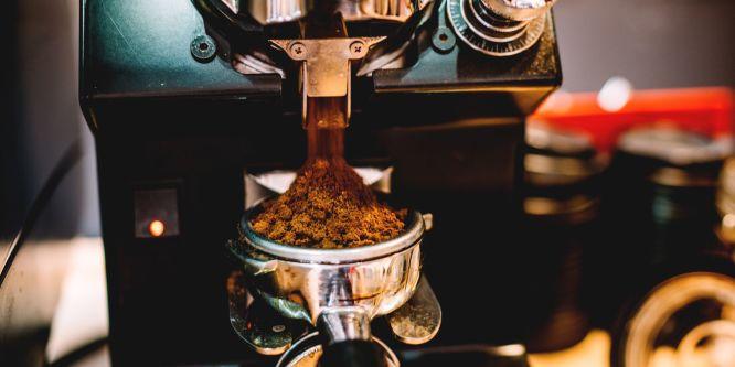 Frischer Kaffee nur mit Direktmahler Espressomühle