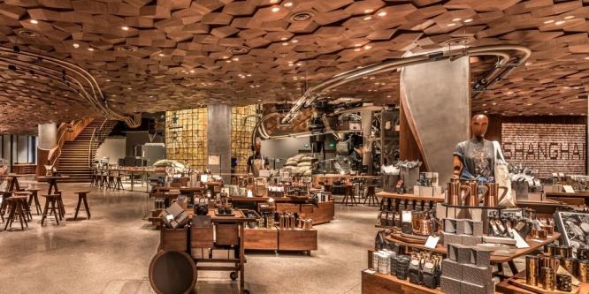 Starbucks erfolgreich in Shanghai