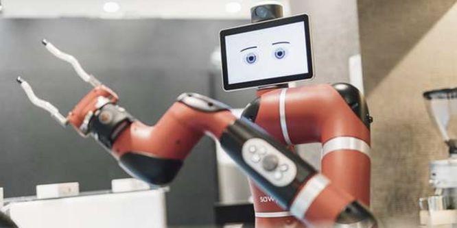 Erster Barista-Roboter in Japan