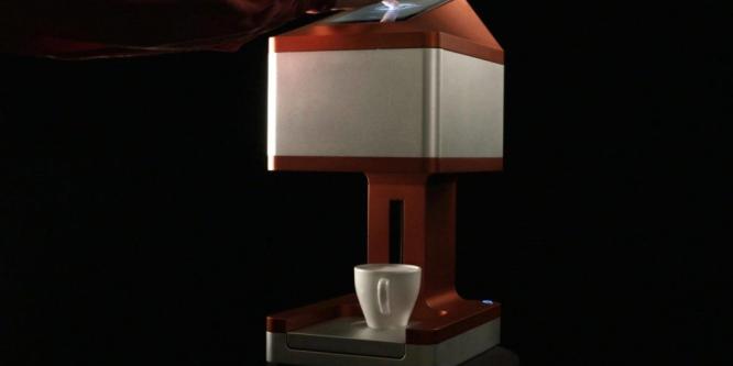 Kaffeekunst mal anders