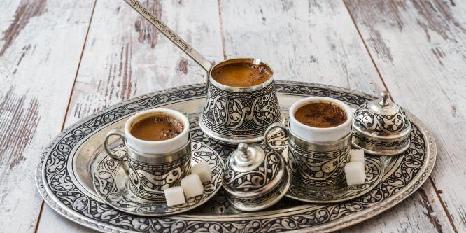 Kaffeekultur in der Türkei