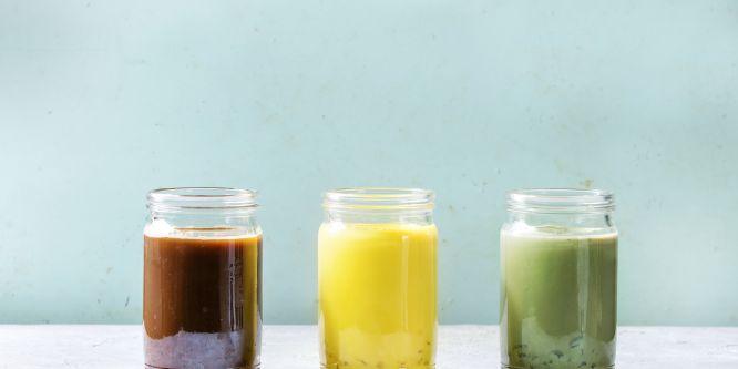 Gibt es gesunde Alternativen zum Latte Macchiato?
