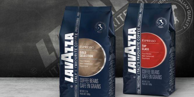 Lavazza zählt zu den größten Kaffeeröstern Italiens