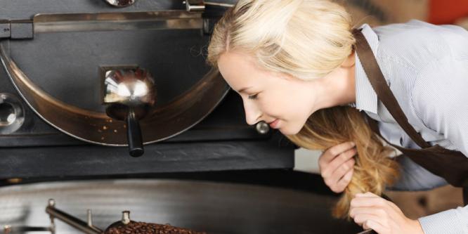 Kaffeeröster als Lehrberuf
