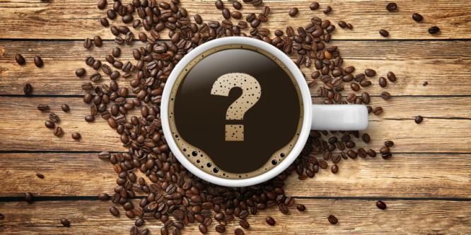 Die Antwort auf oft gestellte Fragen zum Kaffee