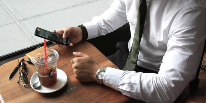 Brew Watch intensiviert die tägliche Kaffeepause