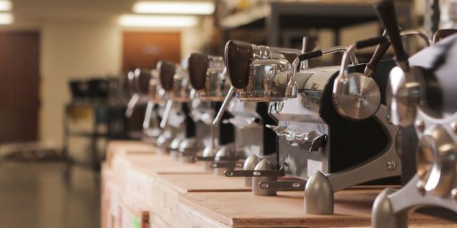 Slayer Espresso und Gruppo Cimbali