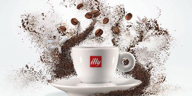 Die Traditionsrösterei Illy Espresso