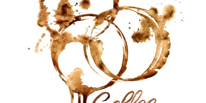 Künstlerisch kreativ werden mit Kaffee