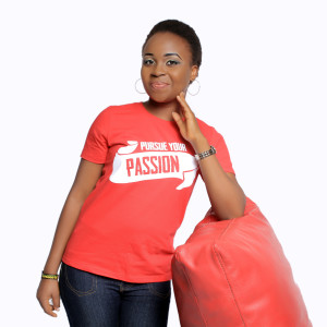 Pursue Your Passion Fashion T-shirt
