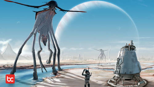 Silicon Based Life Alien