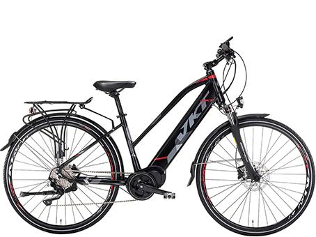 Foto de la bicicleta eléctrica marca Montana