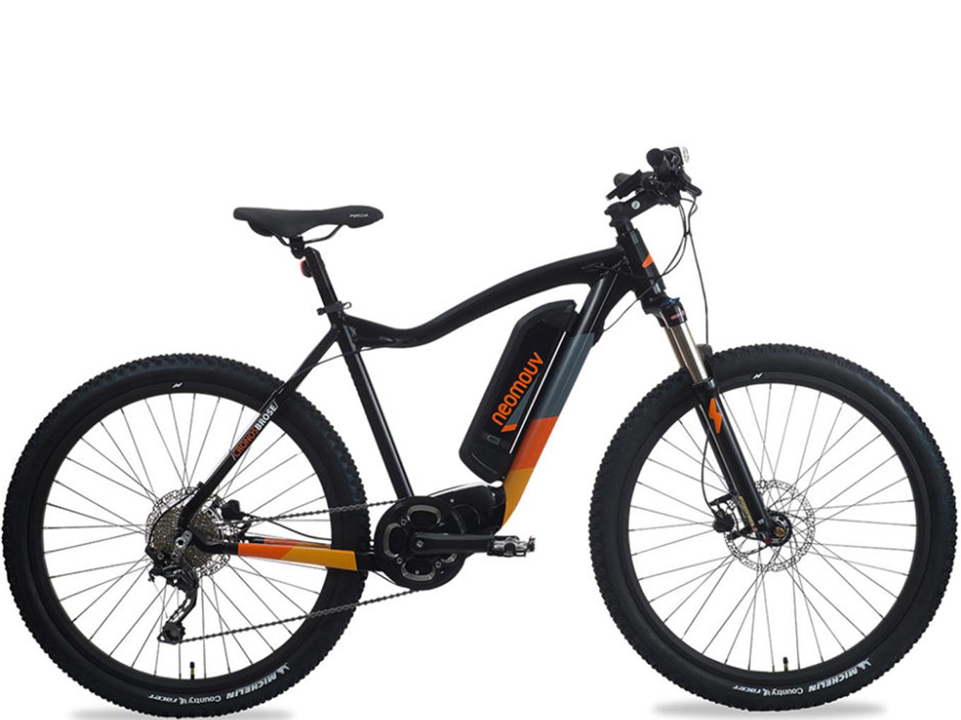 Foto electric bike