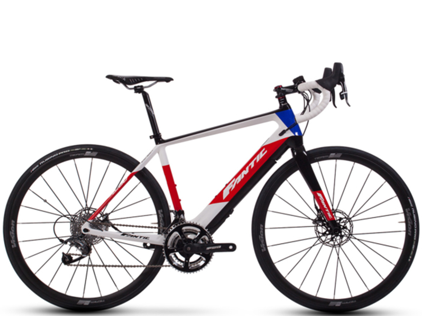 Foto de la bicicleta eléctrica marca Fantic