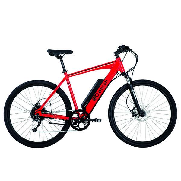 Foto de la bicicleta eléctrica marca Ebroh