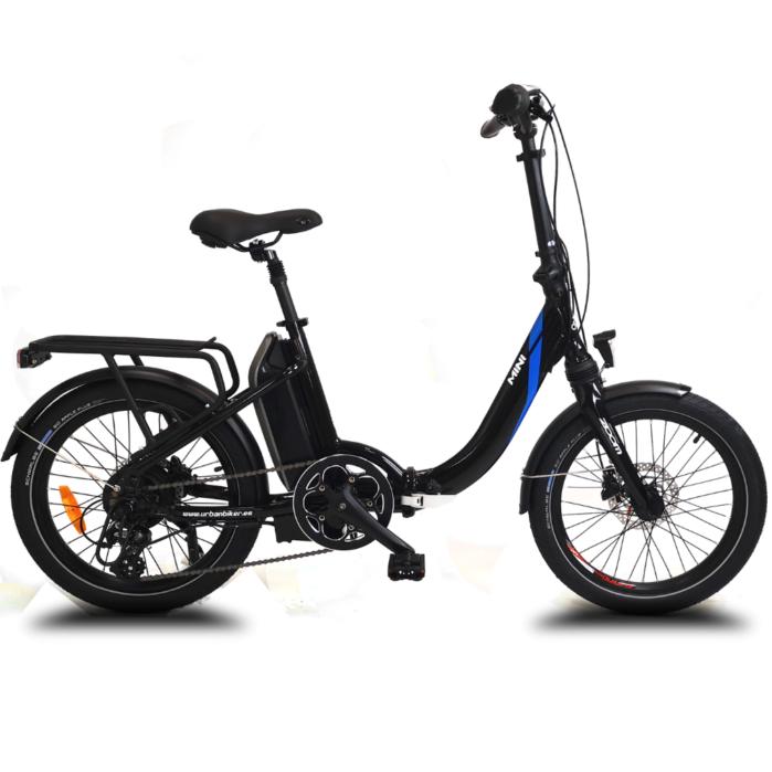 Foto de la bicicleta eléctrica marca UrbanBiker