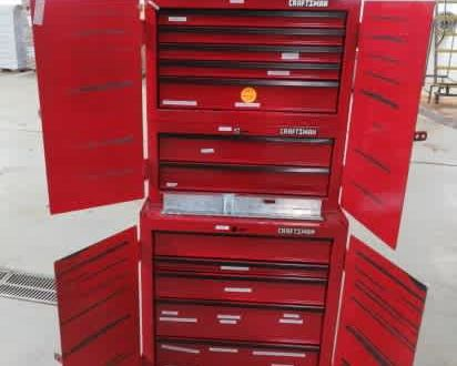 Craftsman Tool Box, Offsite