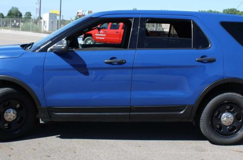 2014 Ford Police Interceptor 4dr Awd Suv 115 243 Miles S4315 Bidcorp Auctions