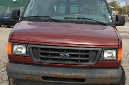 Enjoyable 2003 Ford Econoline E350 Passenger Van 174 609 Miles 03 4518 Alphanode Cool Chair Designs And Ideas Alphanodeonline
