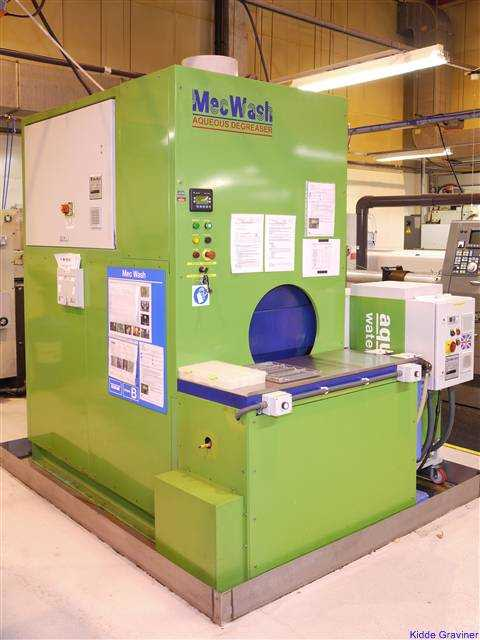MecWash (2008) Model AVD 300 Aqueous Parts Cleaning Machine  With