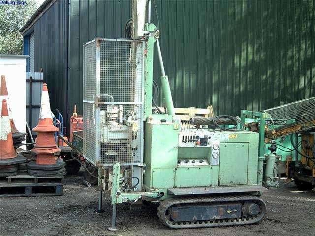 Drilling Rigs & Equipment Auction - Machinery and Equipment on