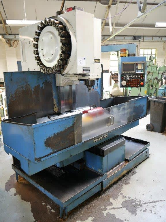 Hamilton Precision Ltd - Machinery and Equipment on Auction Now at