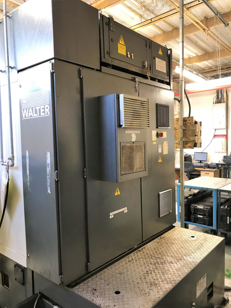 Walter Helitronic Power CNC Grinding Machine Model HELI-POWER-BG on Auction  Now at Apex Auctions