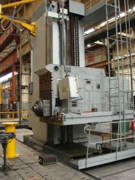 SCHNEIDER SFAC 200/300 CNC Ram Type Floor Boring Machine on