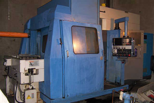 Mazak Model# H15 CNC Horizontal Machining Center on Auction