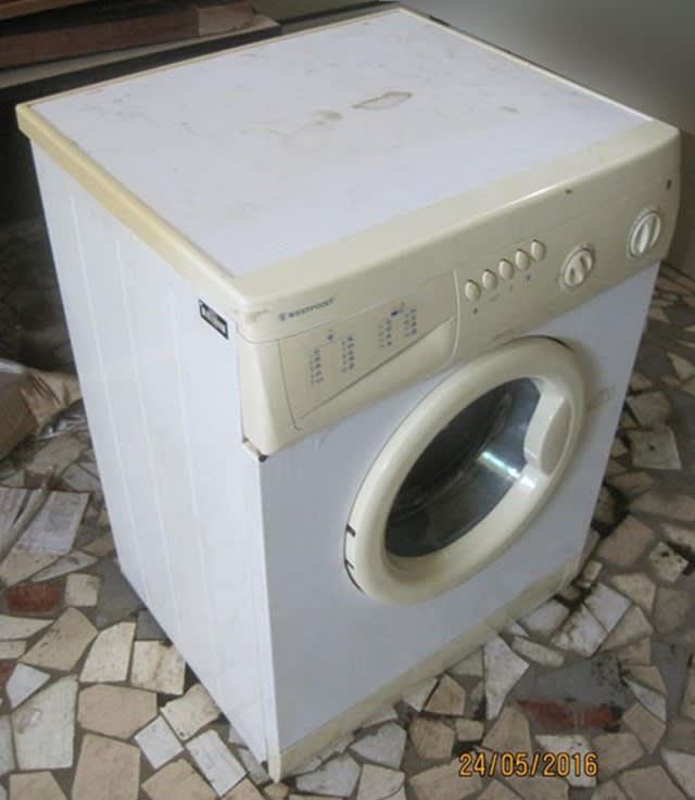 Machine laver wtf kg washing machine combo westpoint with - Machine a laver vinaigre blanc ...
