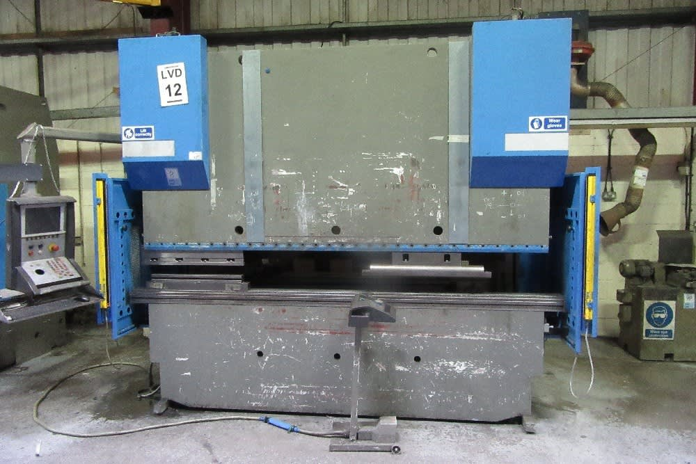 Due to Liquidation - Metal Fabrication, Machine Tools and