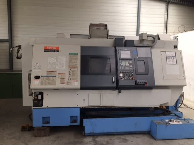 Sale of Machine Tools (France) - Machinery and Equipment on