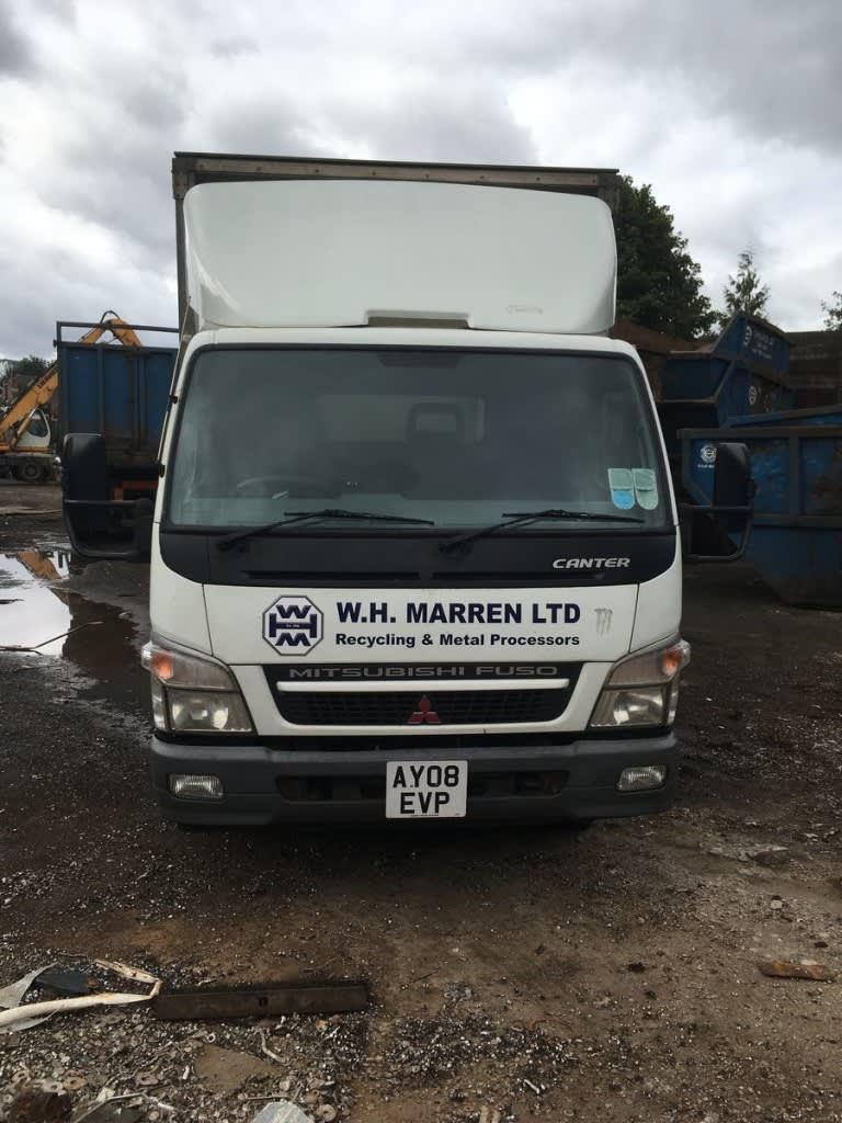 W H Marren Limited - Machinery and Equipment on Auction Now at Hilco ...